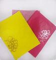 Impresso algodão e papel para embrulho/colorido embrulho de papel de fibra de papel tissue