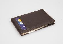 Export Japan Magic Wallet Brand Leather Money Clip / manufacturer of fine leather goods with luxurySlim money clip wallet men
