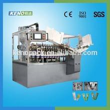 KENO-SF300 Automatic plastic tube fill plant