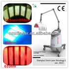 anti-aging Microcurrent & LED Light facial machine for Geriatrician