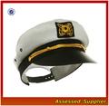 Slh002/marinha hat capitão/capitão marinheiro venda chapéu