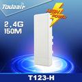 Fabricante de alta velocidad long range router de internet dongle