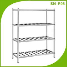 4 tiers stainless steel kitchen shelf,kitchen rack