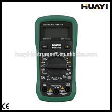 Huayi factory hotsale unit multimeter MS8233B with cheap price