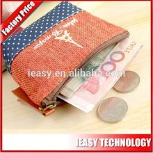 Fashion hot sales custom printing wallet latest clutch purses