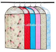 BSCI audit factory garment bag/Hot sell garment bag/hanging garment bag travel