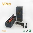 China wholesale cool design huge vapor dry herb vaporizer titan e cigarette