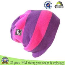 Wholesale hip hop knit beanie custom winter beanie men beanie hat