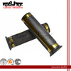 HB-037 High quality bronze alloy and rubber motorcycle handle grip chopper