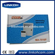 GSM Smart Home Burglar Alarm pcb System Connect with Wireless Sensor