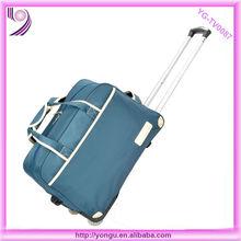 Wholesale alibaba duffel bag with trolley