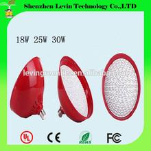 E27 18W 25W 30W Vegetable Fruit Meat Stall Market Lighting Energy Saving Seafood LED Lamp