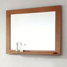 High End Hair Brush Set Mirror