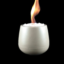 Outdoor Ceramic Ethanol Mini Fireplace