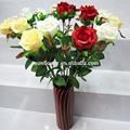boa qualidade de flores artificiais atacado