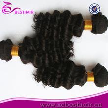 No chemical aaaaa grade good quality cheap virgin brazilian hair extensions children