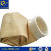 high temperature resistance nomex bag filter for asphalt plant