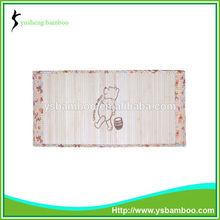 Lovely Bamboo Yoga Mat