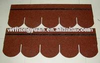 red asphalt roofing shingles manufacturer