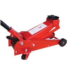 Auto Repair Tools 3ton Mechanical Hydraulic floor jack with foot pedal CE certification