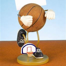 Basketball Hoop Place Card / Photo Holder Party Favors
