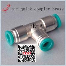 """1/4""""air quick coupler brass"""