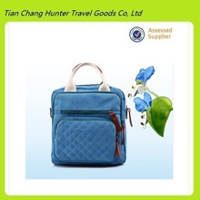 classical style Canvas messenger Bags for ladies,,blue fashion Summer portable Messenger Bag