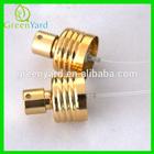 Alu Pump Crimp Sprayers / Aluminum Perfume Sprayer Cosmetic Packaging China Manufacturer