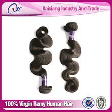 Direct d'usine en gros 5a non transformés de qualité remy cheveux dominicaine produits