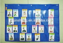 poliestere ad alta qualità tabella a muro per il bambino di apprendimento