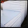 Branco cinza isolamento térmico eps painel de sanduíche/espuma de poliestireno placa de parede