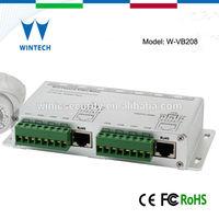cctv 8ch channels UTP passive video balun transformer