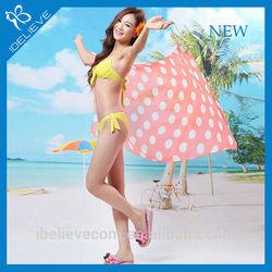 digital dot print scarf swim wear flower print chiffon girls shawl