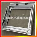 de aluminio acoplado de campista ventanas