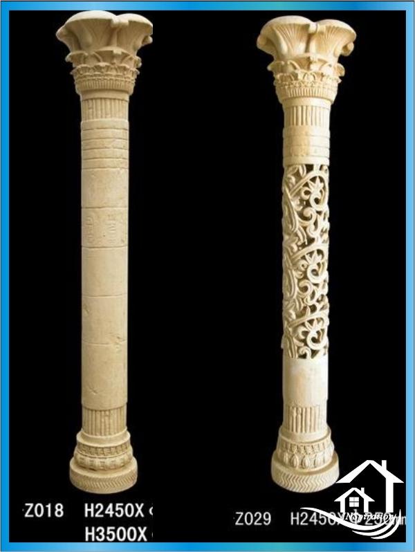 Contemporary interior decorative columns buy interior Decorative columns