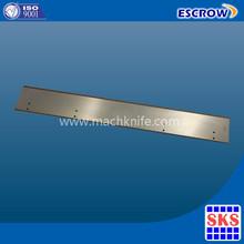 Chipboard Flaker Cutter/Wood Rechipper Blade