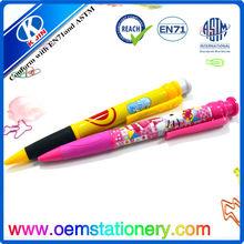 fancy writing ball pen/ promotinal writing ball penl/ cute writing ball pen