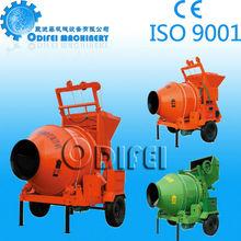 JZC 500 hot sale competitive foam hydraulic concrete mixer 500