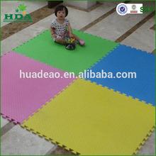 soft Eva ground mat for children playing made in China