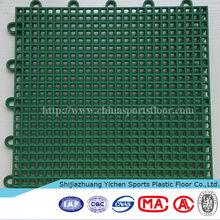 Interlocking PP Basketball Sports Flooring