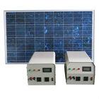 100W electricity generation solar energy generating system