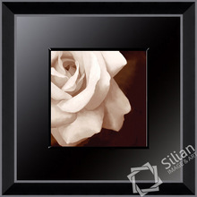 55x55cm Rose Petals Close Up Modern Crystal Arts Decoration Picture Of Frame 2