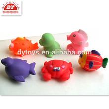Baby bath toy, vinyl bath toys,rubber product dolphin