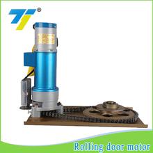 DC rolling shutter door motor with power controller,roller shutter motor