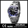 Popular custom design quartz watch,watches men p2p4u net watch live sport, stainless watches 2014