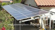 CE TUV prove 5000W polycrystalline pv solar panel