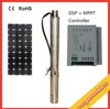 Solar Water Pump For Irrigation(include Solar Panel And Controllers) With 4cbm/h 32m