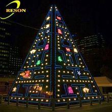 Alibaba gold supplier illuminated christmas tree