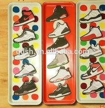 hanging Jordan shoes air freshener, sneaker paper air freshener