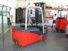 DEMO Three-wheel electric counterbalanced forklift tuck